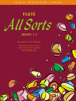 Flute All Sorts Grades 1-3 Product Image