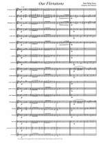 Sousa, John Philip: Our Flirtations (brass band score) Product Image