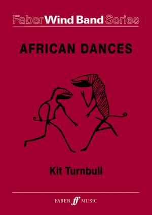 Kit Turnbull: African Dances. Wind band