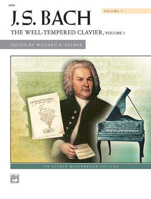 Johann Sebastian Bach: The Well-Tempered Clavier, Volume I