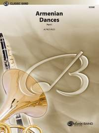 Alfred Reed: Armenian Dances, Part 1