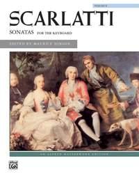 Domenico Scarlatti: Sonatas, Volume 2