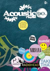 Various: Acoustic Playlist: The 90s (chord sngbk)