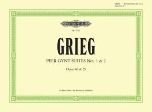 Grieg: Peer Gynt Suite Nos.1 & 2, Op.46 & Op.55