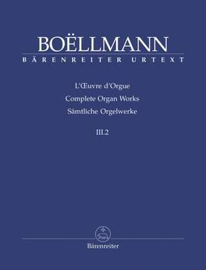 Boëllmann, Léon: Heures mystiques: Elévations, Communions, Sorties