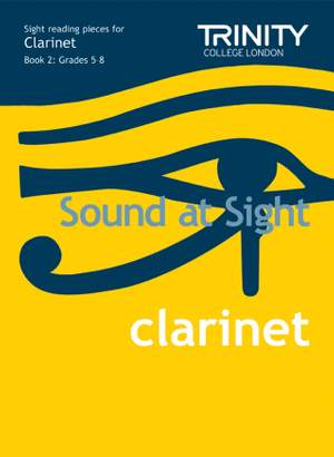 Trinity Guildhall Sound at Sight Clarinet (Grades 5-8)