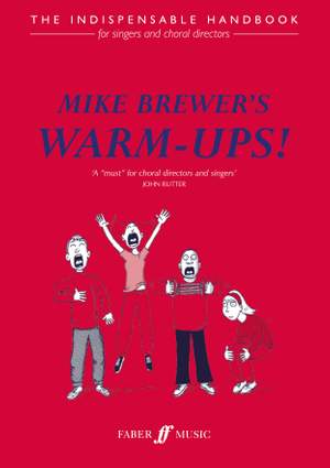 Brewer, Mike: Mike Brewer's Warm-ups (paperback)