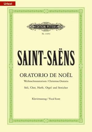 Saint-Saens, C: Oratorio de Noel Op.12