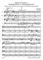 Janacek, L: String Quartet No.1 (Inspired by Tolstoy's Kreutzer Sonata) (Urtext) Product Image