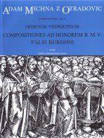 Michna, A: Officium vespertinum, Part III - Composizioni ad honorem B.M.V. (L)