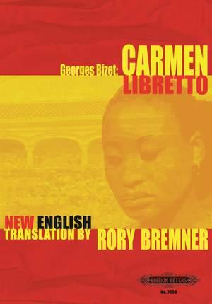 Bizet: Carmen – Libretto