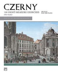 Carl Czerny: 160 8-Measure Exercises, Op. 821