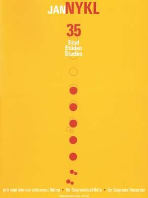 Nykl, J: 35 Studies
