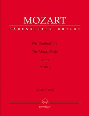 Mozart, WA: Magic Flute (Overture) (K.620) (Urtext)