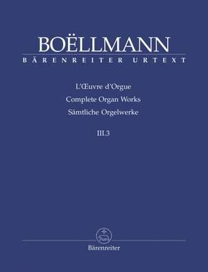 Boëllmann, Léon: Heures mystiques: 50 Versets