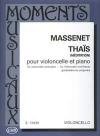 Massenet, Jules: Thais (Meditation) (cello and piano)