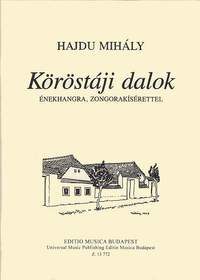 Hajdu, Mihaly: Korostaji dalok