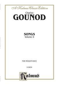 Charles François Gounod: Songs, Volume II