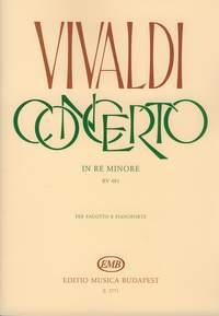 Vivaldi, Antonio: Concerto in re minore