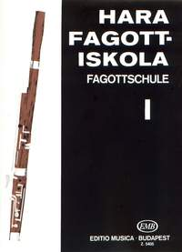 Hara, Laszlo: Bassoon Tutor Vol.1