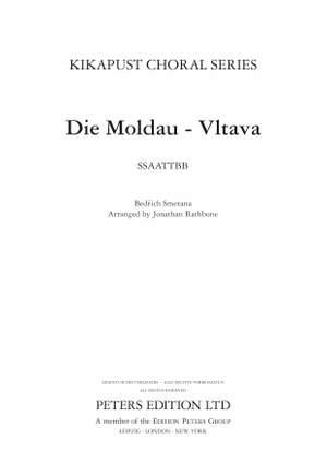 Smetana: Vltava (SSAATTBB)