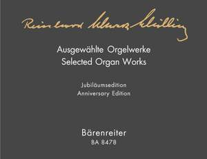 Schwarz-Schilling, R: Selected Organ Works Product Image