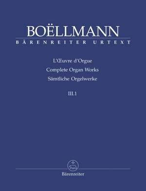 Boëllmann, Léon: Heures mystiques: Entrées, Offertoires, Offertoire funèbre
