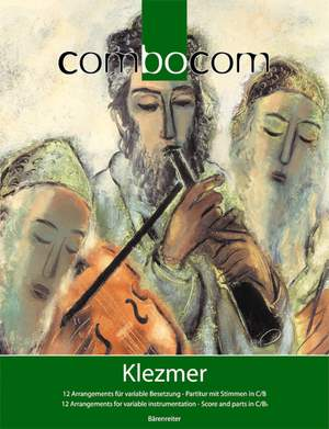 Various Composers: Combocom. Music for Flexible Ensemble series Product Image