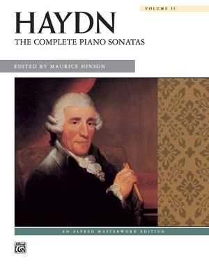 Franz Joseph Haydn: The Complete Piano Sonatas, Volume 2