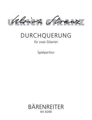 Stranz, U: Durchquerung (1997)