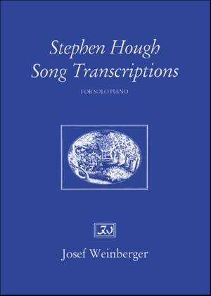 Stephen Hough: Song Transcriptions