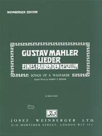 Mahler, G: Lieder eines fahrenden Gesellen (high voice)