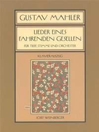 Mahler, G: Lieder eines fahrenden Gesellen (low voice)