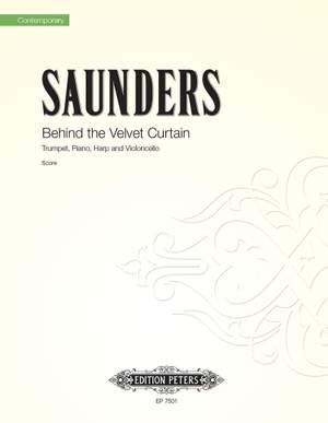 Saunders, R: Behind the Velvet Curtain