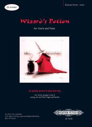 Lumsden, C: Wizard's Potion (Sheet Music & CD)