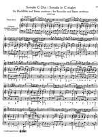 Handel, GF: Complete Sonatas for Recorder and Basso continuo (HWV 360, 362, 365, 369, 377, 367a) (Urtext) Product Image
