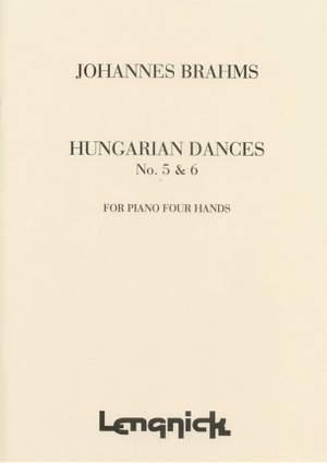 Johannes Brahms: Hungarian Dances Nr.5/6