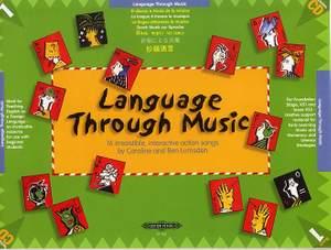 Lumsden, C: Language Through Music Book 1 (Sheet Music & CD Pack)