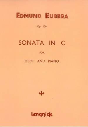 Edmund Rubbra: Sonata in C Opus 100