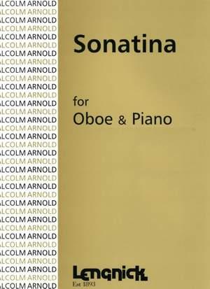 Malcolm Arnold: Sonatina