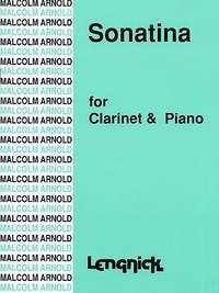 Malcolm Arnold: Sonatina Opus 29
