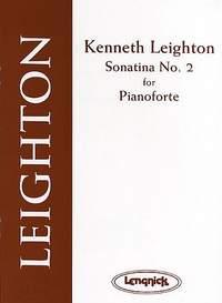 Kenneth Leighton: Sonatina Nr 2