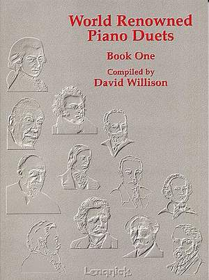 Willison (ed.): World Renowned Piano Duets Book 1