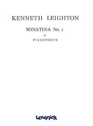 Kenneth Leighton: Sonatina Nr 1
