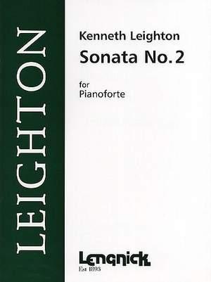 Kenneth Leighton: Sonata Nr 2