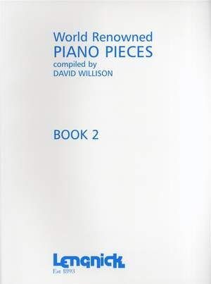 Willison (ed.): World Renowned Piano Pieces Book 2