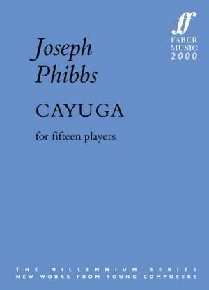 Joseph Phibbs: Cayuga