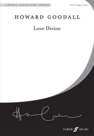 Goodall: Love divine SSAA acc.