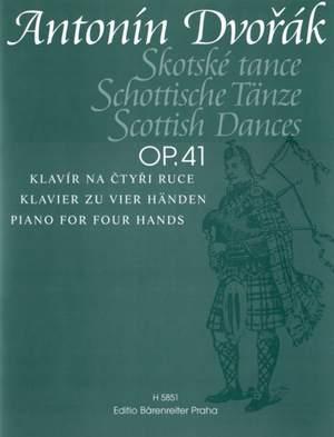Dvorak, A: Scottish Dances, Op.41