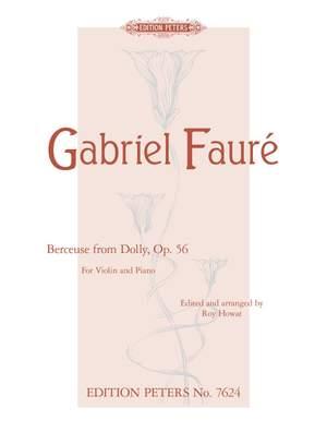 Fauré: Berceuse